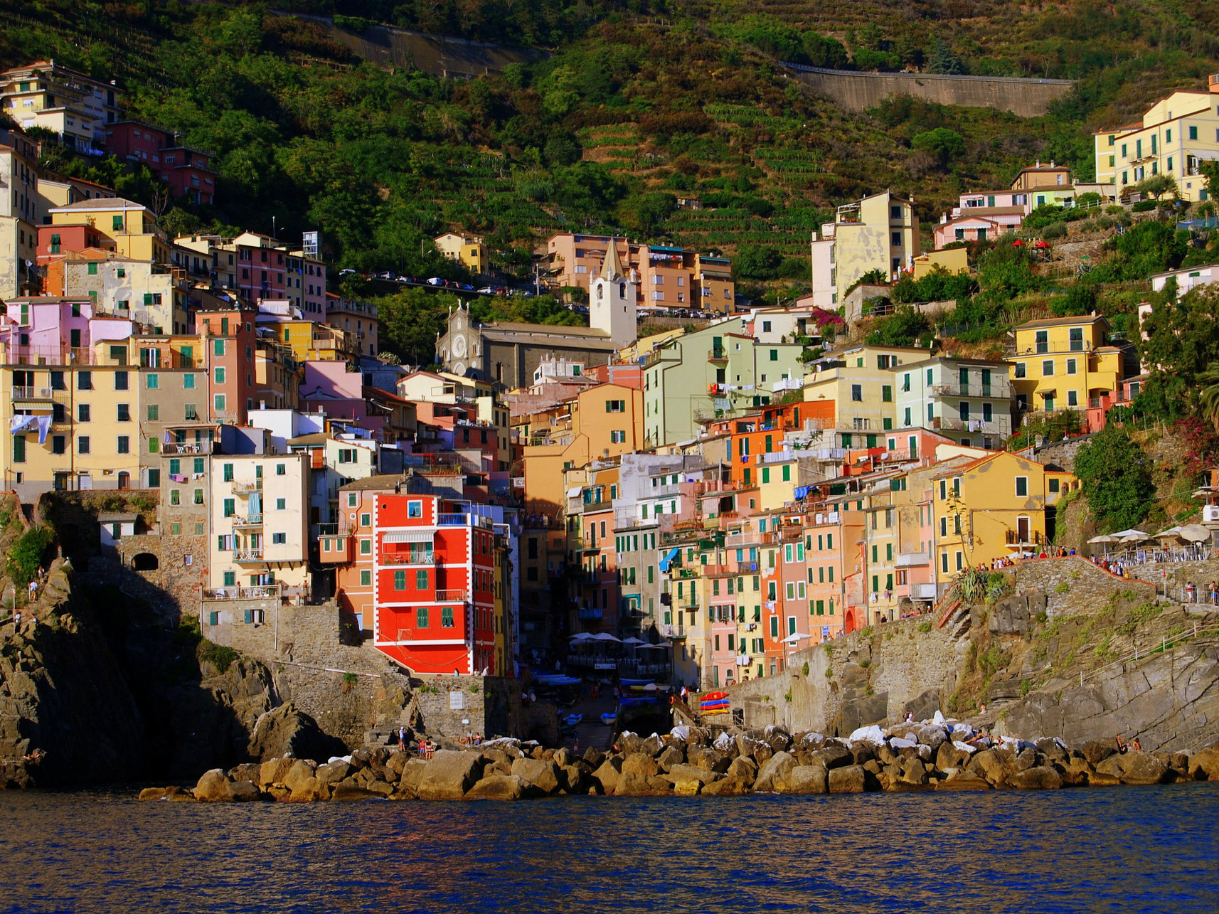 Cinque Terre History - LocalWonders Travel Group Tours to Italy